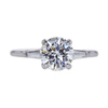 1.65 ct. Round Cut Solitaire Ring, G, VVS2 #3