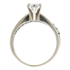 1.01 ct. Oval Cut Bridal Set Ring, G, SI1 #4