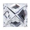 0.95 ct. Princess Cut Solitaire Ring, E, VS1 #4