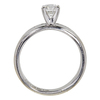 0.7 ct. Round Cut Bridal Set Ring, G, SI2 #4