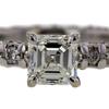 1.02 ct. Asscher Cut Solitaire Ring #1