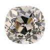 2.94 ct. Old Mine Cut Solitaire Ring #1