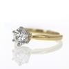 1 ct. Round Cut Solitaire Ring #3