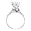 2.95 ct. Marquise Cut Bridal Set Ring, G-H, I2 #2