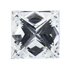 1.06 ct. Princess Cut Bridal Set Ring, G, VS1 #4