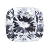 3.20 ct. Cushion Cut Solitaire Ring #1