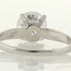 1.58 ct. Round Cut Bridal Set Ring #3