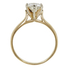 1.58 ct. Round Cut Solitaire Ring, J-K, I1 #2