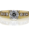 0.95 ct. Round Cut Solitaire Ring #1
