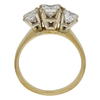 0.79 ct. Princess Cut Bridal Set Ring, G-H, SI1 #3