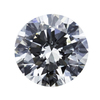 1.30 ct. Round Cut Halo Ring, K, SI1 #1