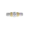 1.01 ct. Round Cut Solitaire Ring, D, SI1 #3