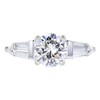 1.52 ct. Round Cut Solitaire Ring #3
