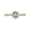 1.24 ct. Round Cut Solitaire Ring, I, VS1 #3