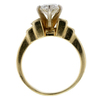 1.63 ct. Pear Cut Solitaire Ring #3