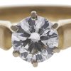 1.0 ct. Round Cut Solitaire Ring, H, VS2 #4