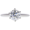 1.53 ct. Round Cut Solitaire Tiffany & Co. Ring, I, VS1 #3