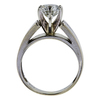 1.63 ct. Round Cut Solitaire Ring, H, I1 #2