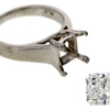 1.76 ct. Radiant Cut Solitaire Ring #3