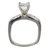 1.85 ct. Radiant Cut Bridal Set Ring, G, SI1 #4