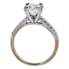1.70 ct. Cushion Cut Solitaire Ring, I, SI1 #1