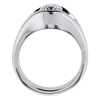 1.01 ct. Round Cut Solitaire Ring, H-I, VS1-VS2 #3