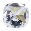 3.05 ct. Cushion Cut 3 Stone Ring, G, SI2 #2