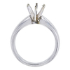 1.0 ct. Round Cut Solitaire Ring, D, VS2 #4