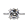 2.34 ct. Round Cut Solitaire Ring, I, IF #3