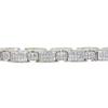 Princess Cut Link Bracelet, I-J, SI1-SI2 #2
