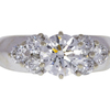 1.62 ct. Round Cut Solitaire Ring, E, VS2 #3