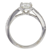 0.83 ct. Round Cut Bridal Set Ring, H, VS1 #4