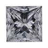 1.01 ct. Princess Cut Bridal Set Ring #1
