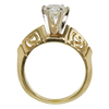 1.01 ct. Round Cut Solitaire Ring, I, I2 #4