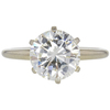 2.44 ct. Round Cut Solitaire Ring, L, VS1 #3