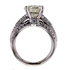 2.72 ct. Round Cut Solitaire Ring #3