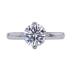 1.63 ct. Round Cut Solitaire Ring, D, VS1 #2