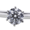 1.19 ct. Round Cut Solitaire Ring #4