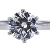 1.20 ct. Round Cut Solitaire Ring, I, VS2 #4