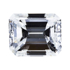 1.02 ct. Emerald Cut Solitaire Ring, G, VVS2 #1