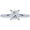 1.01 ct. Princess Cut Solitaire Ring, I, SI1 #3