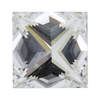 1.01 ct. Princess Cut 3 Stone Ring #4