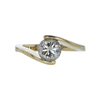 .98 ct. Round Cut Solitaire Ring, K-L, VS2-SI1 #2