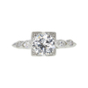 1.08 ct. Round Cut Solitaire Ring, E, VS2 #3