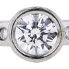 1.25 ct. Round Cut Solitaire Ring, D, VVS2 #4