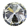 3.76 ct. Round Cut Loose Diamond, M-Z, SI1 #2