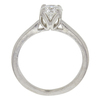 0.65 ct. Round Cut Solitaire Ring, F-G, VS2 #2