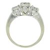 0.76 ct. Round Cut Bridal Set Ring, G-H, VS2-SI1 #4