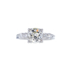 1.34 ct. Old European Cut Solitaire Ring, M-Z, VS2 #3