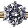 2.07 ct. Round Cut Solitaire Ring #2